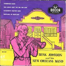 Tishomingo Decca EP BME 9257