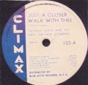 CLIMAX LABEL