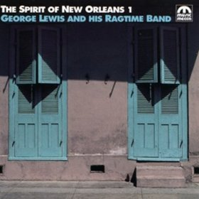 Spirit of New Orleans CD