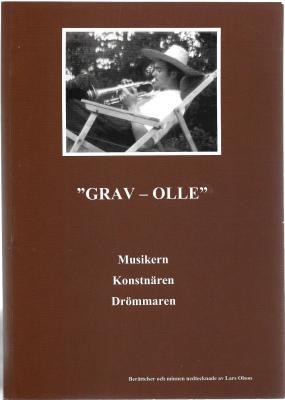 Grav-Olle omslag